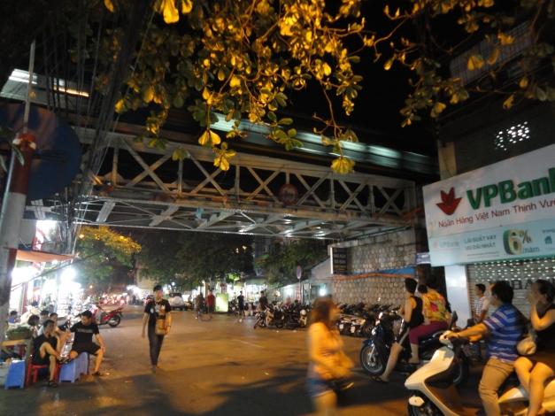 Hanoi's Old Quarter and its night market