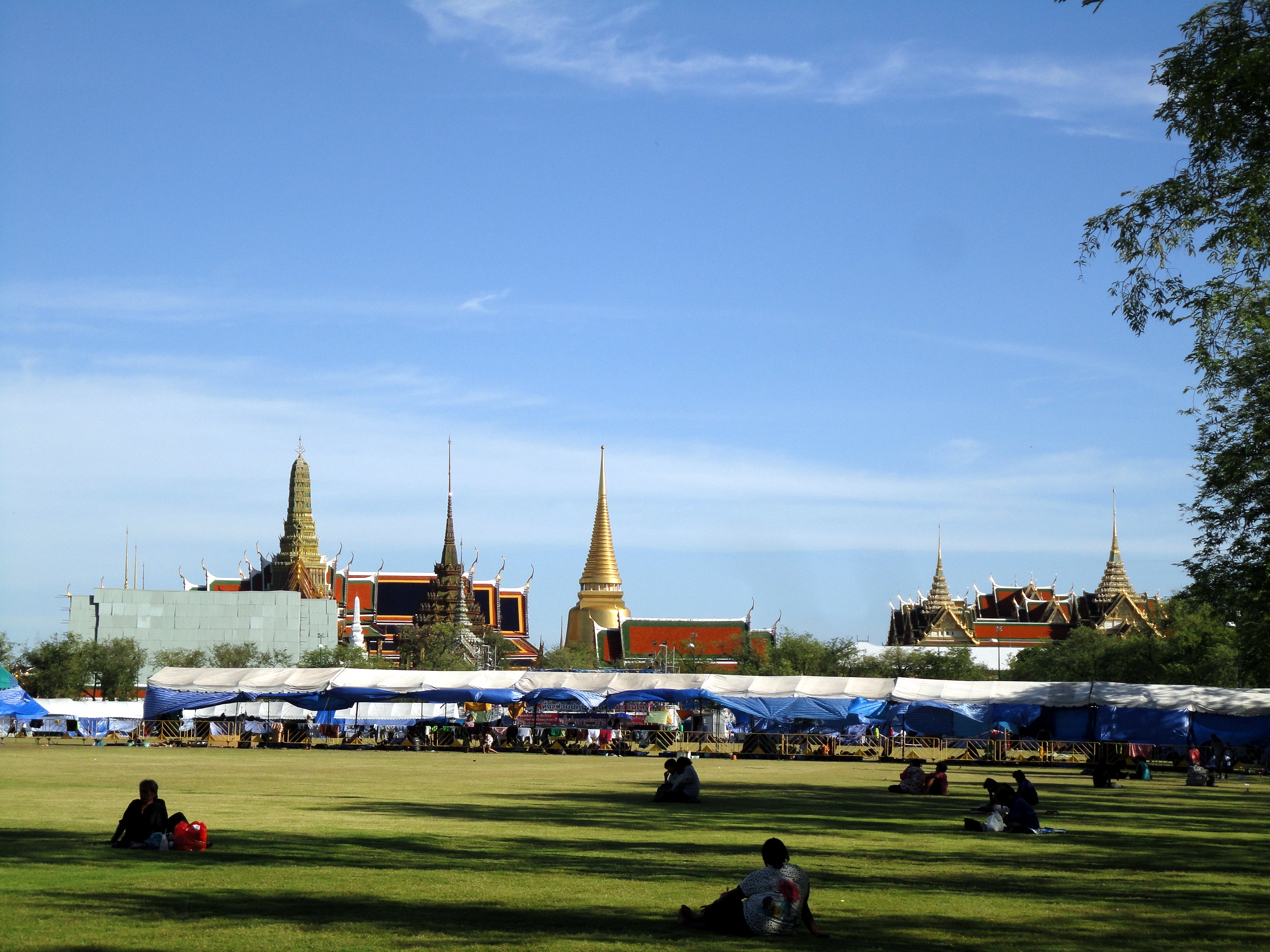 Bangkok travel – Wat Pho and National Museum – My Take