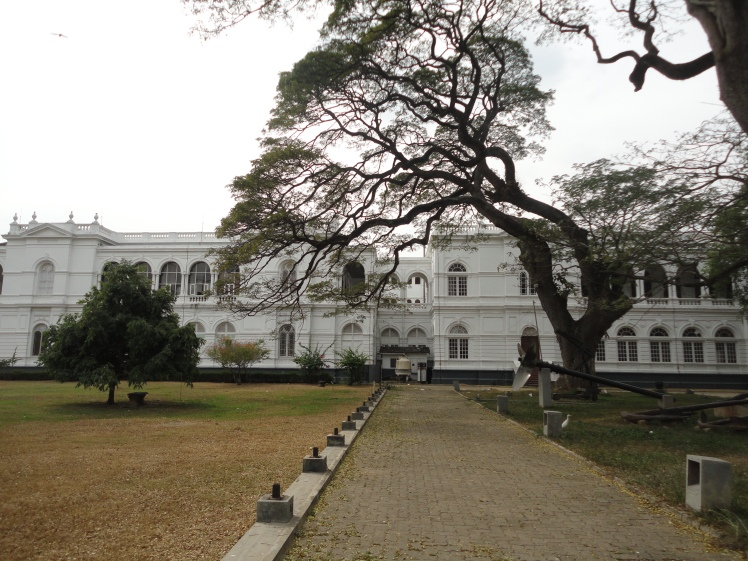 National Museum of Colombo, Sri Lanka