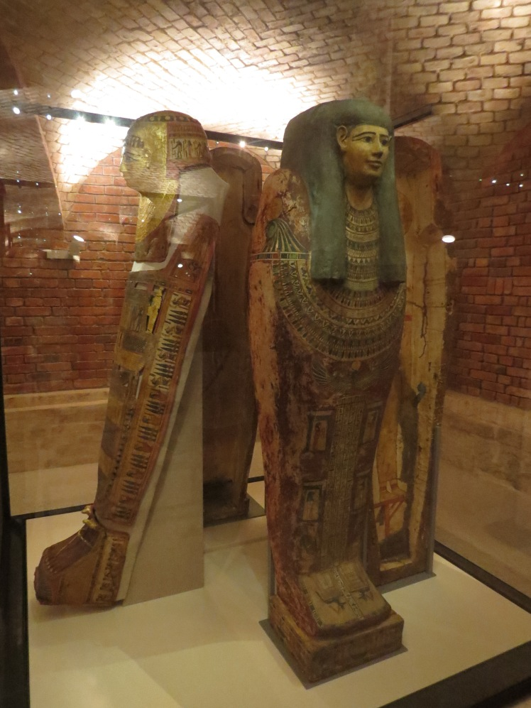 Neues Museum exhibit, Berlin