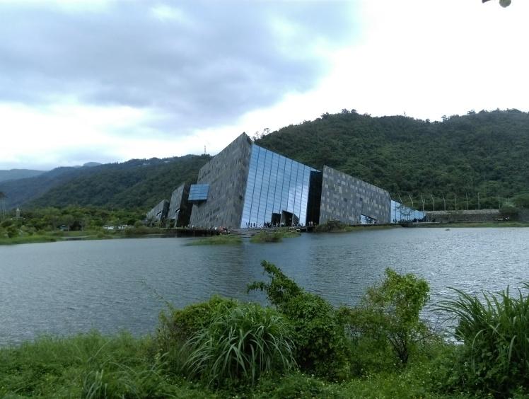 Lanyang Museum, Yilan, Taiwan