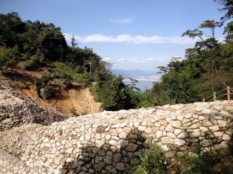 Mt Mizen, Miyajima, Japan