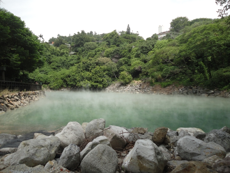 Thermal Valley, Beitou