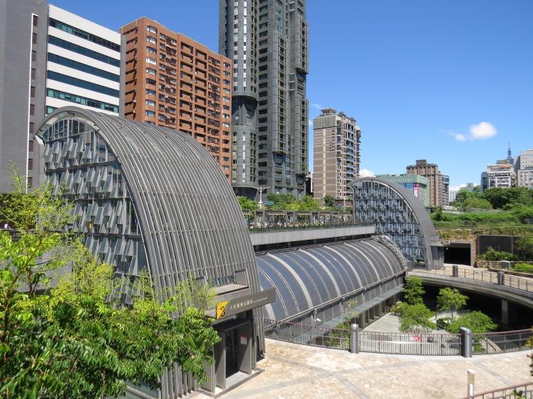 Daan Park MRT, Taipei