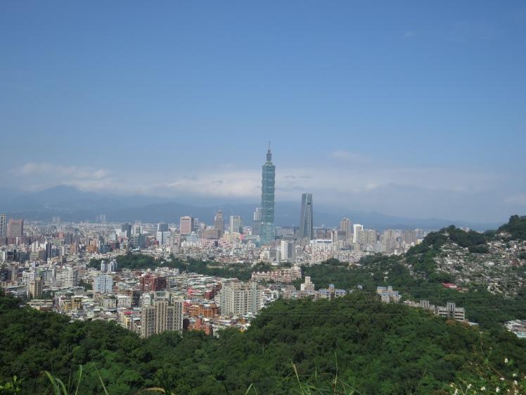 Fuzhoushan, Taipei